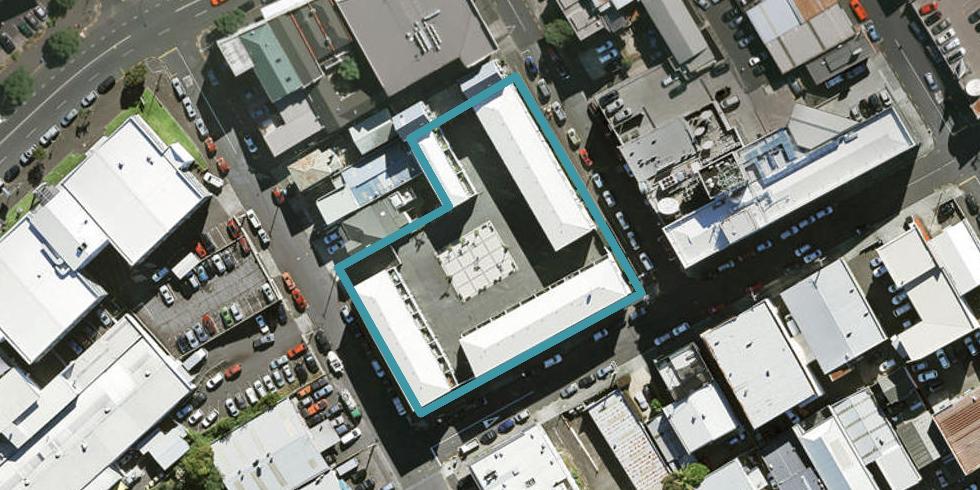 25/10 Ruru Street, Eden Terrace, Auckland