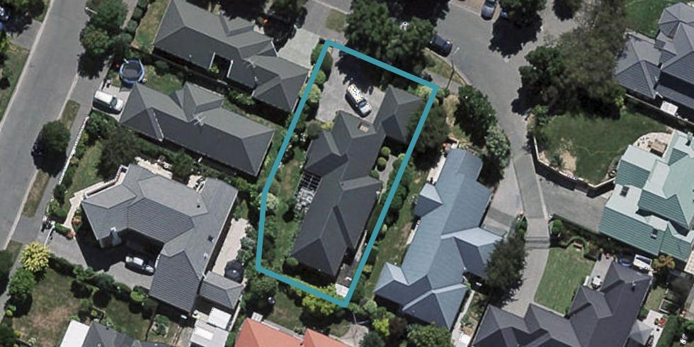 4 Amesbury Mews, Avonhead, Christchurch