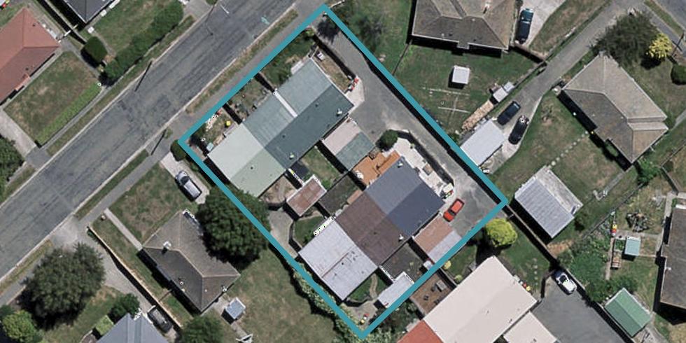 14/5 Dickson Crescent, Hornby, Christchurch