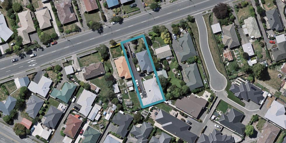 1/252 Grahams Road, Bishopdale, Christchurch