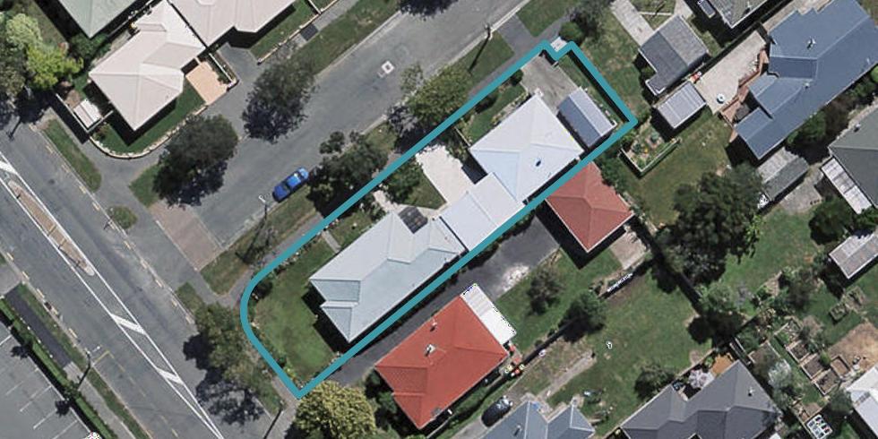 1/25 Meadowville Avenue, Spreydon, Christchurch