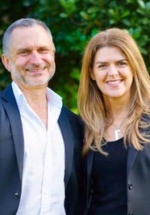 Craig Crosweller & Fleur Davis