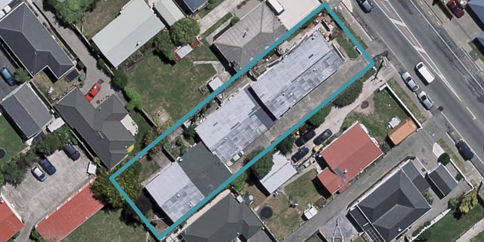 1/41 Wrights Road, Addington, Christchurch