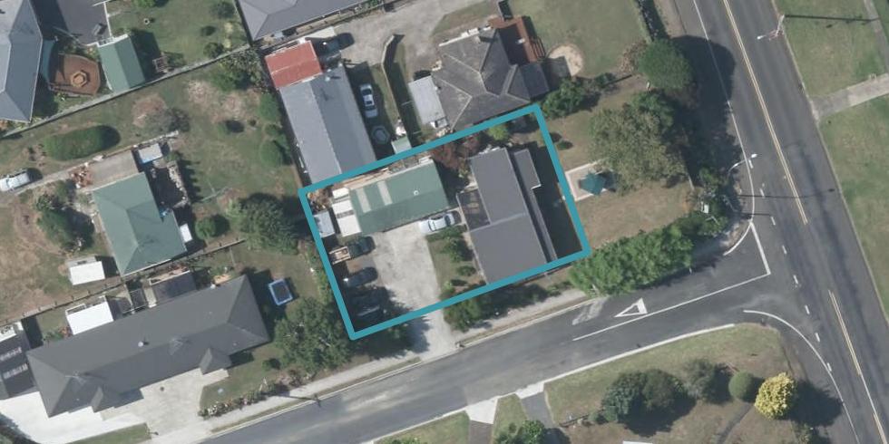 160 George Street, Tuakau