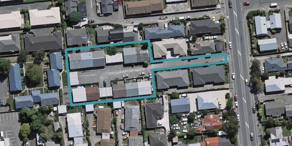 9/141 Clarence Street, Riccarton, Christchurch
