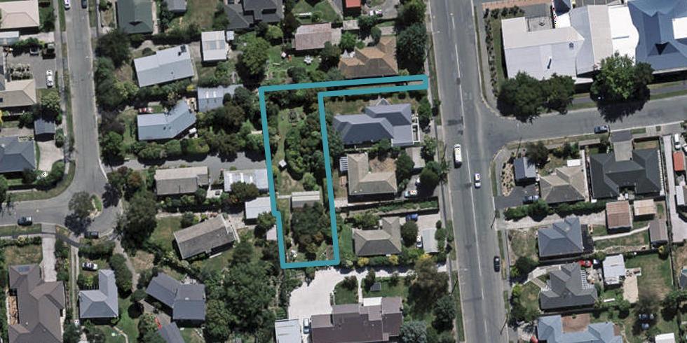 255A Avonhead Road, Avonhead, Christchurch