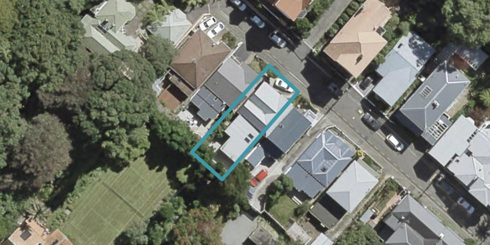 31 Newman Terrace, Thorndon, Wellington
