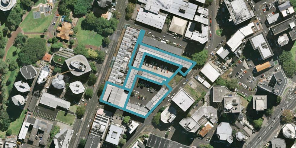 6A/11B City Road, Auckland Central, Auckland