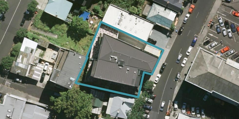 403/17 St Benedicts Street, Eden Terrace, Auckland