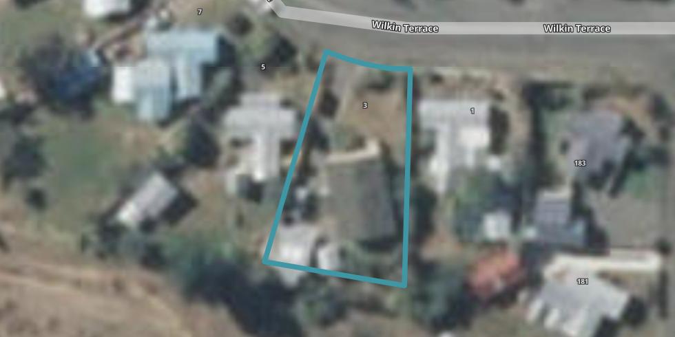 3 Wilkin Terrace, Otematata